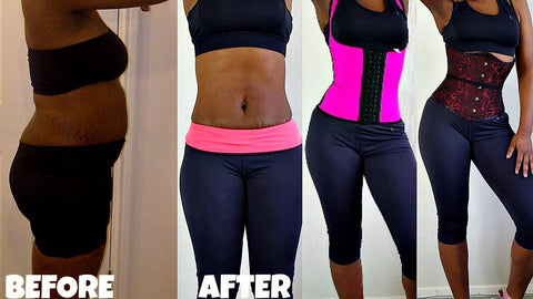 Waist Training Before And After | Real Results 2019 - Just Experience