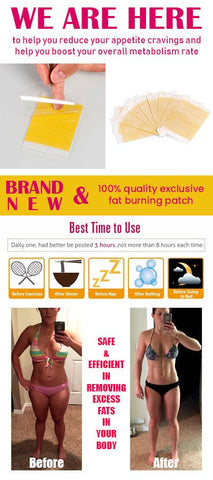 Magnetic Weight Loss Patch
