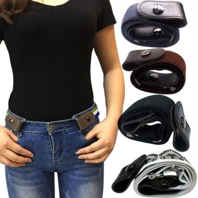 ⭐Top #1 Buckle Free Belt | Women Buckle Free Adjustable Belt For 2020