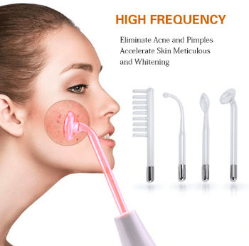High Frequency Skin Rejuvenator - Just Experience