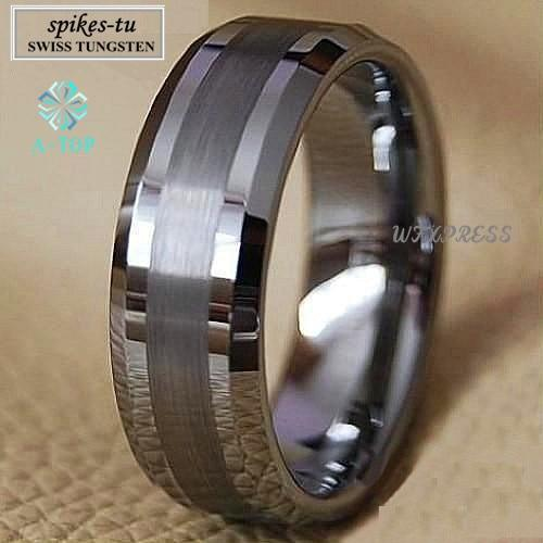Voted #1 Tungsten Rings For Men - Just Experience
