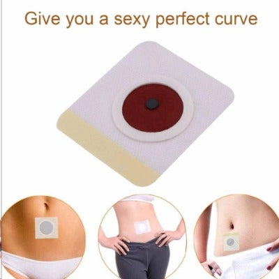 Weight Loss Slimming Paste fast fit slimming patch - Just Experience