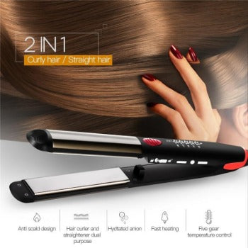 Voted #1 Best Ceramic Hair Straightener For Women - Just Experience