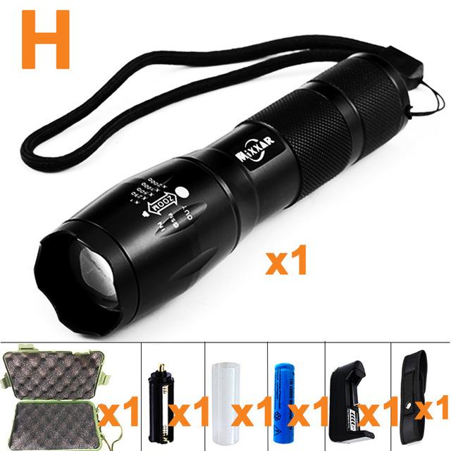 Voted #1 Best Tactical Flashlight - Just Experience