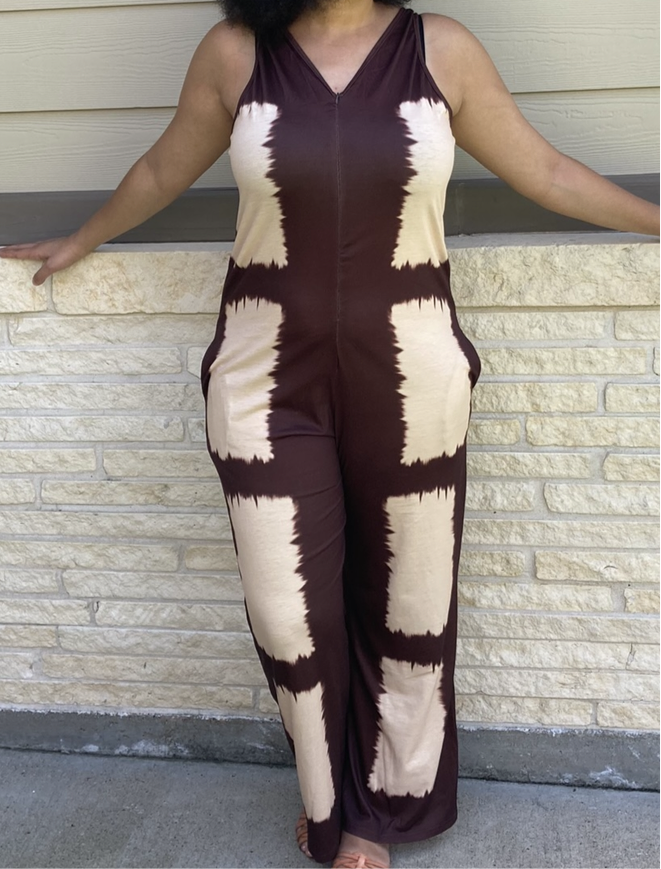 EMMA JUMPSUIT - WHO'S THAT LADY BOUTIQUE