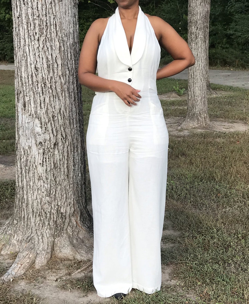 HAMPTON JUMPSUIT - WHO'S THAT LADY BOUTIQUE