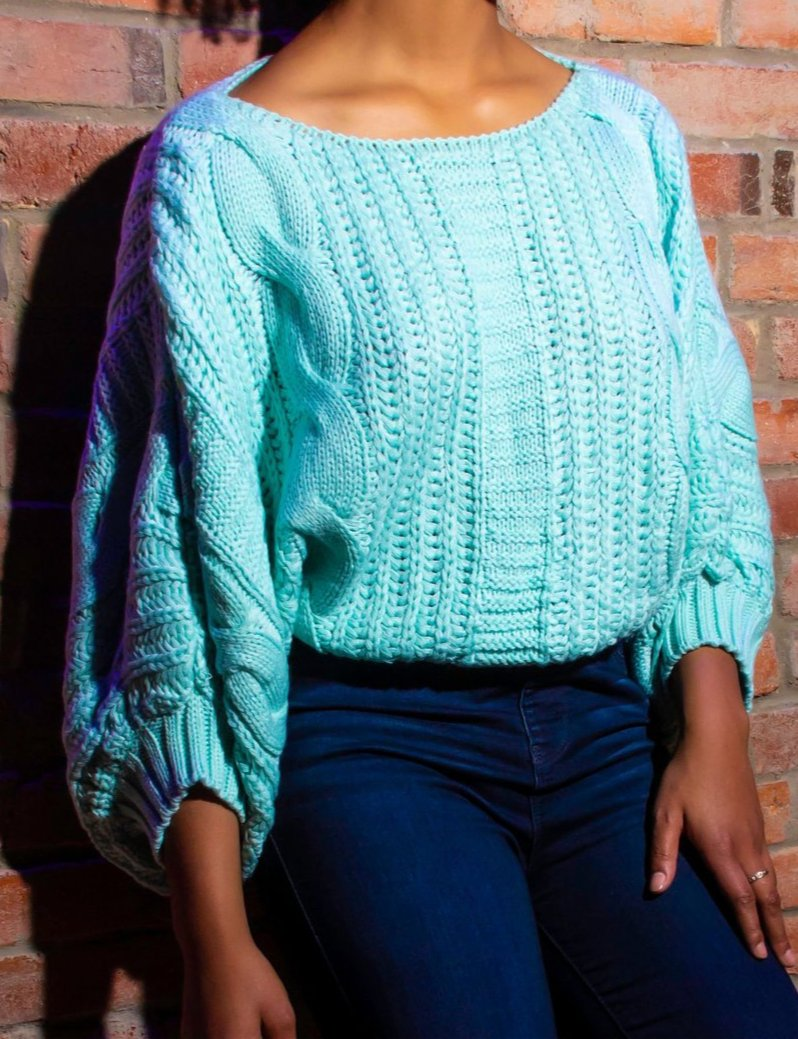 ARABELLA SWEATER - WHO'S THAT LADY BOUTIQUE