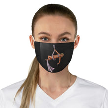 Load image into Gallery viewer, Aerial Silks pinup Fabric Face Mask