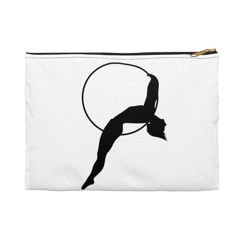 Aerialist aerial hoop acrobat Accessory Pouch Makeup Bag