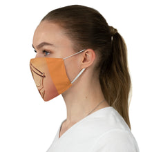 Load image into Gallery viewer, Aerial Hoop Pinup Fabric Face Mask