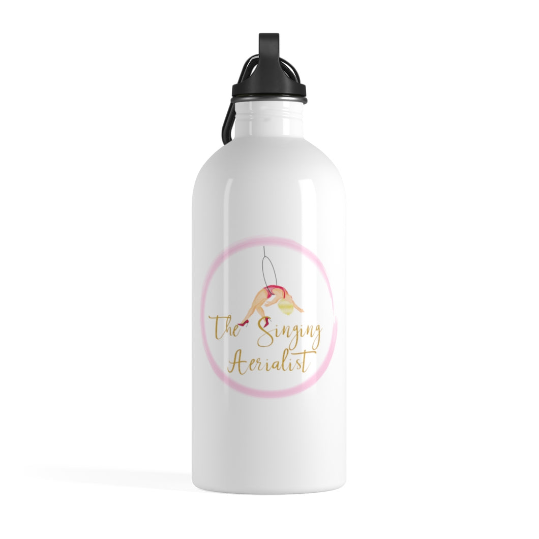 The Singing Aerialist Stainless Steel Water Bottle