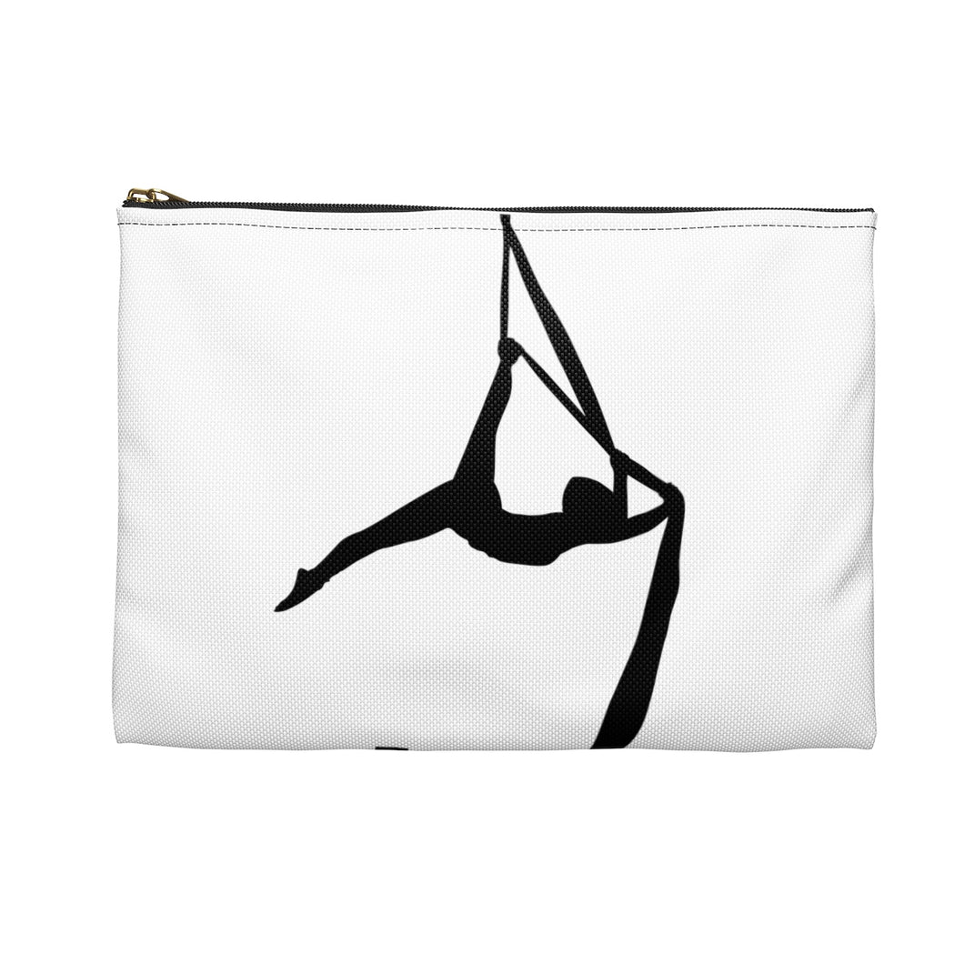 Aerialist aerial silks acrobat Accessory Pouch Makeup bag