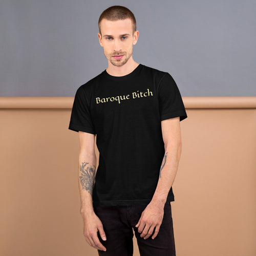 Baroque Bitch American Apparel T-Shirt