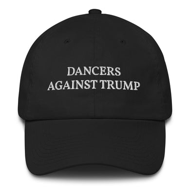 Dancers Against Trump Cotton Cap