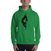 Load image into Gallery viewer, Pole Dancer Hooded Sweatshirt