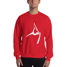 Load image into Gallery viewer, Aerialist aerial silks acrobat Sweatshirt
