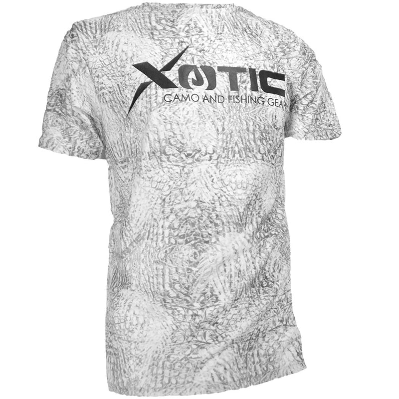 Arctic Performance Fishing Shirt-Short Sleeve Performance Shirt-Xotic Camo & Fishing Gear