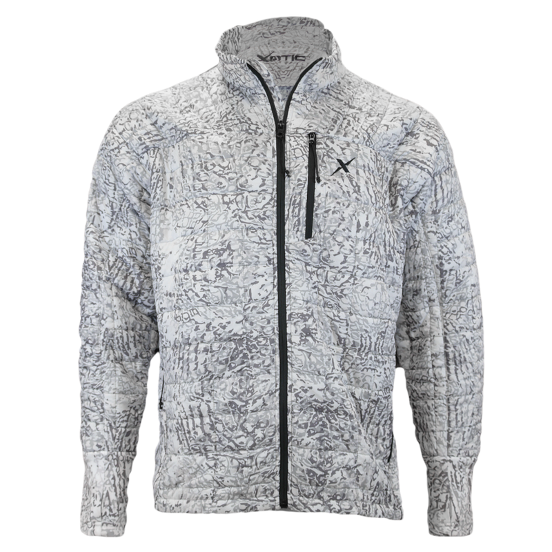 Arctic Quilted Hunting Jacket-Quilted Jacket-Xotic Camo & Fishing Gear