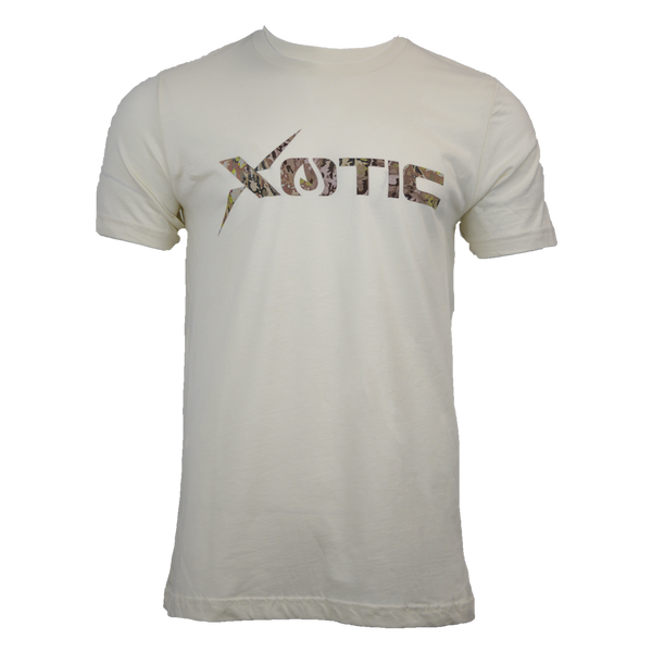 Bone T-Shirt with HD Logo-Lifestyle Shirts-Xotic Camo & Fishing Gear