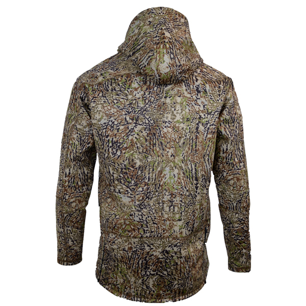 HD Camo Hooded Hunting Pullover-1/2 Zip-Xotic Camo & Fishing Gear