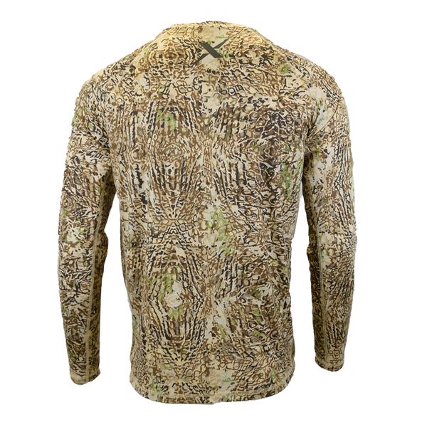 HD Camo Performance Hunting Shirt-Long Sleeve Performance Shirt-Xotic Camo & Fishing Gear