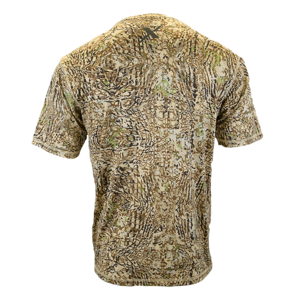 HD Camo Performance Hunting Shirt-Short Sleeve Performance Shirt-Xotic Camo & Fishing Gear