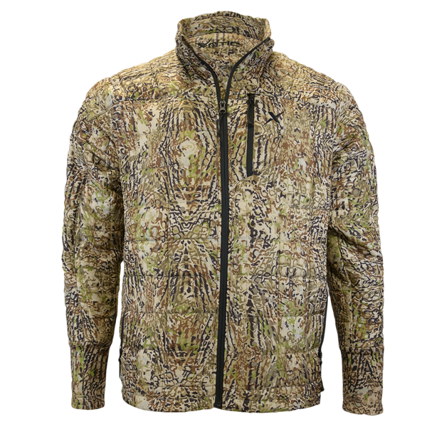 HD Camo Quilted Hunting Jacket-Quilted Jacket-Xotic Camo & Fishing Gear