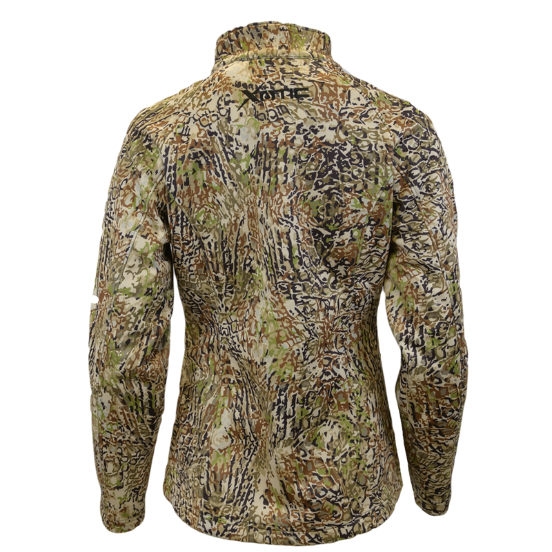 HD Camo Women's Mediumweight Hunting Jacket-Womens Jacket-Xotic Camo & Fishing Gear