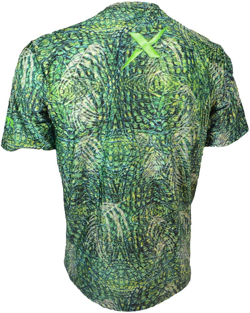 HF Combo Performance Fishing Shirt-Short Sleeve Performance Shirt-Xotic Camo & Fishing Gear