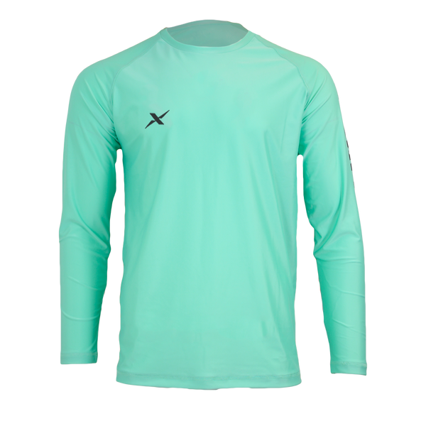 Ice Green Performance Fishing Shirt-Performance Fishing Shirt-Xotic Camo & Fishing Gear