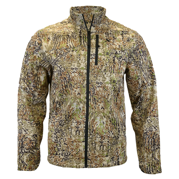 Mens HD Camo Mediumweight Hunting Jacket-X Jacket-Xotic Camo & Fishing Gear