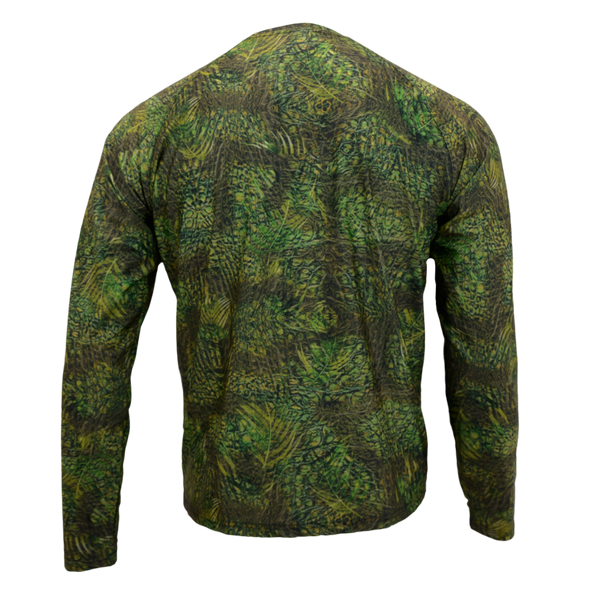 OG Camo Performance Hunting Shirt-Long Sleeve Performance Shirt-Xotic Camo & Fishing Gear