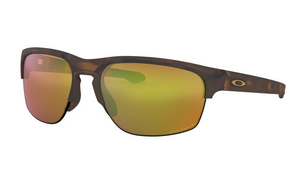 Sliver® Edge Matte Brown Tortoise Prizm Shallow Water Polarized-Oakley Eyewear-Xotic Camo & Fishing Gear
