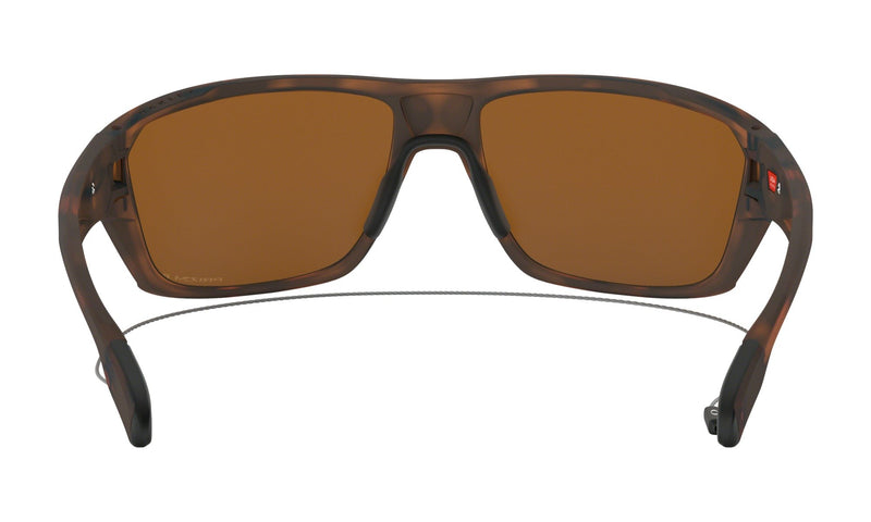 Split Shot Matte Brown Tortoise-Oakley Eyewear-Xotic Camo & Fishing Gear