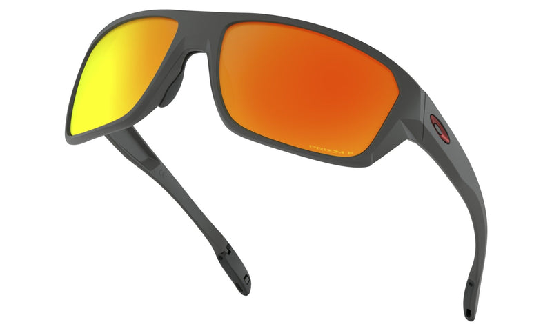 Split Shot Matte Heather Grey-Oakley Eyewear-Xotic Camo & Fishing Gear