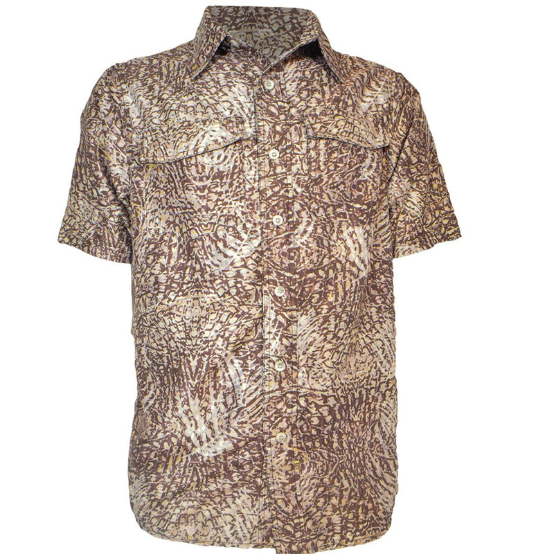Waterfowl Camo Button Down Hunting Shirt-Button Down-Xotic Camo & Fishing Gear