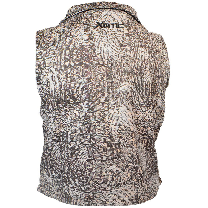 Waterfowl Camo Hunting Vest-Vest-Xotic Camo & Fishing Gear