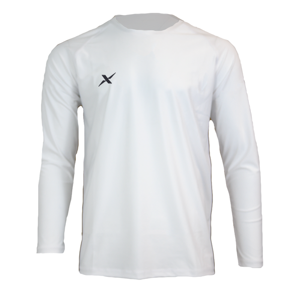 White Performance Fishing Shirt-Performance Fishing Shirt-Xotic Camo & Fishing Gear