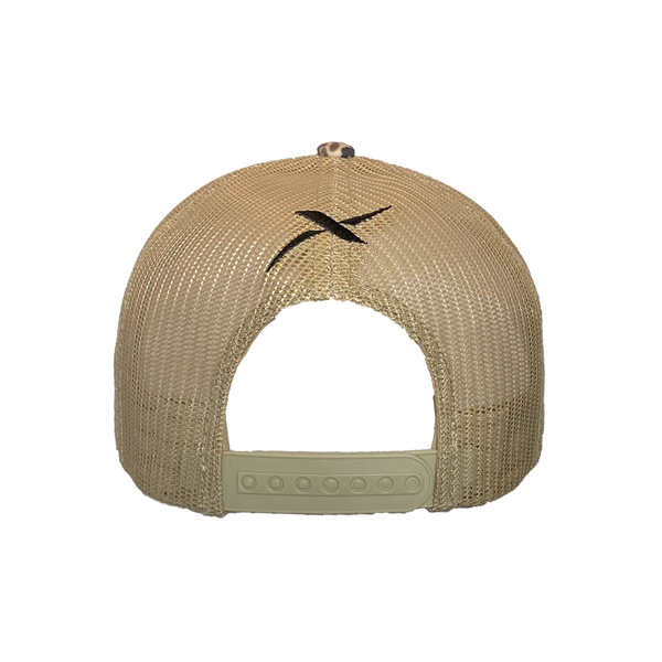 Xotic HD/Khaki Hat-Hat-Xotic Camo & Fishing Gear