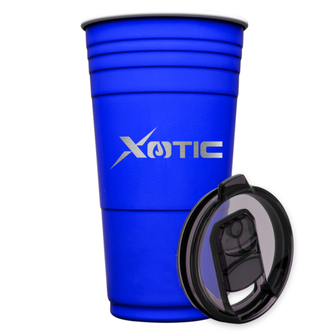 Xotic Party Cup 24oz-Drinkware-Xotic Camo & Fishing Gear