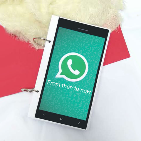 WhatsApp Chat Book