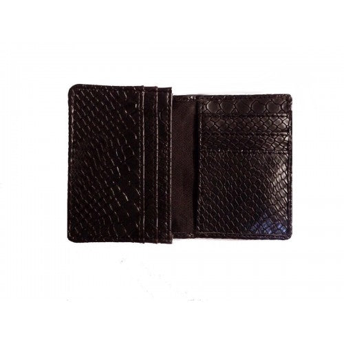 Personlised Leather Visiting Card Holder