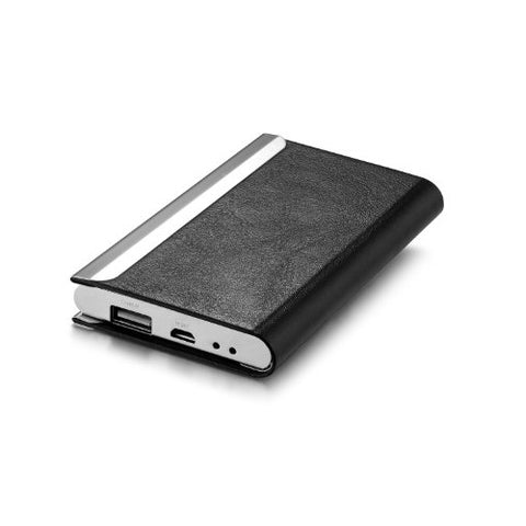 Visiting Cardholder With 2500 Mah Powerbank