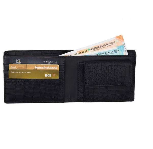 Personalised Leather Men's Wallet