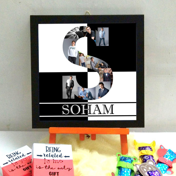 Letter Personalised Frame