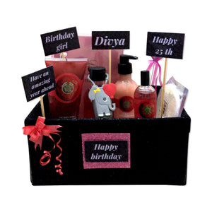 Spa Hamper - GiftingWardrobe