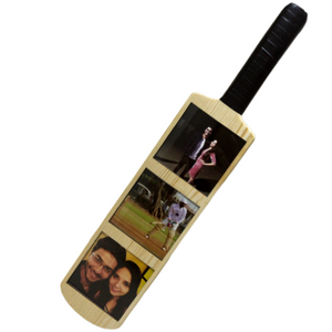 Cricket Bat Photoframe