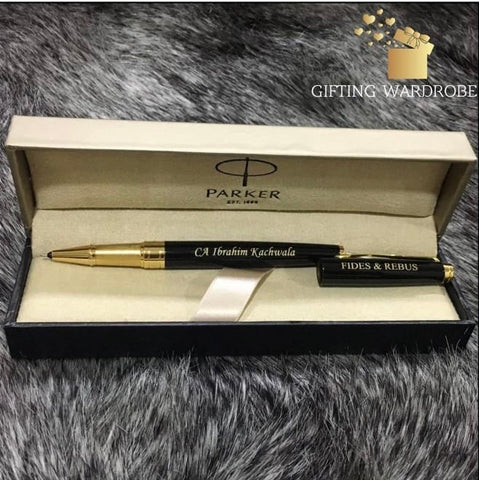Customised Parker Pen