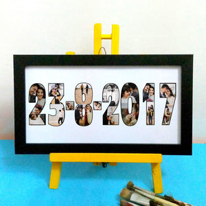 Date Personalised Frame