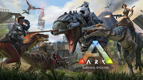 ARK Survival Evolved iOS